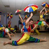 Capoeira frevo danse spectacle