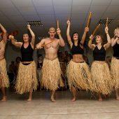 Capoeira maculele danse spectacle