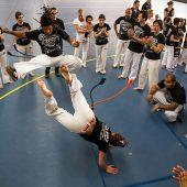 capoeira festival roda