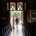Entrée des mariés église Grasse