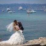 La griffe de Cat mariage alpes maritimes mer