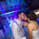 Mariés soirée champagne
