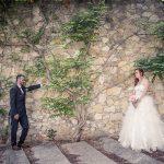 mariés bignone mur