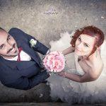 mariés bouquet