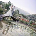 maries pont lago bin Italie
