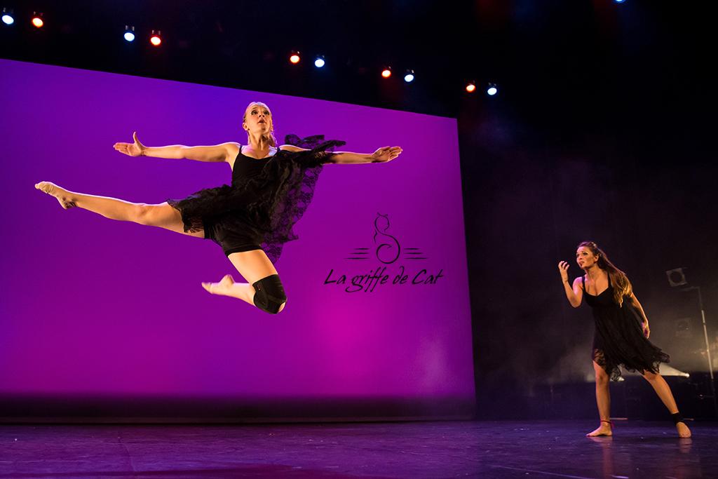La griffe de Cat gala danse Draguignan
